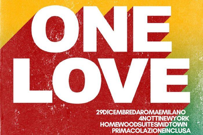 Capodanno ONE LOVE