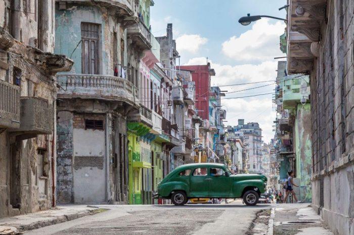 In CROCIERA a CUBA ed ai CARABI