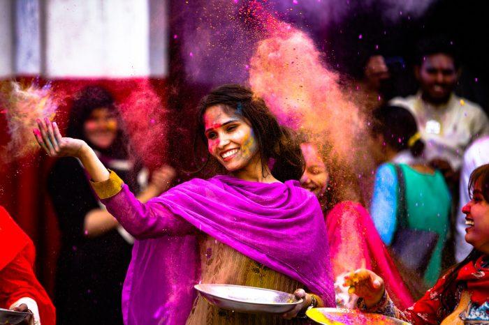 INDIA – HOLI FESTIVAL
