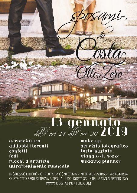 13-01 / Sposami da Costa Otto.Zero