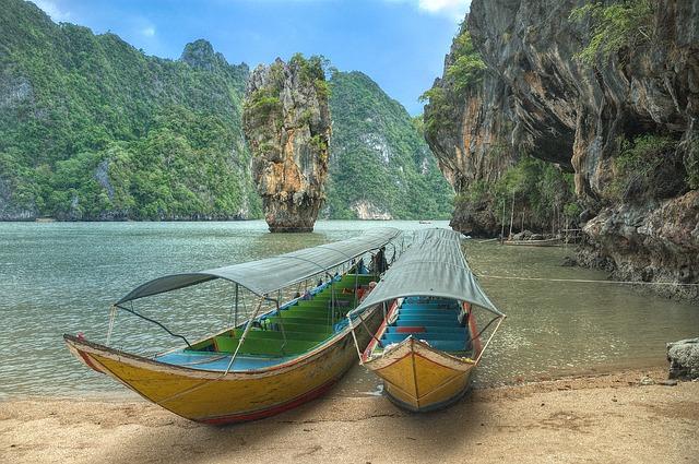 Agosto in THAILANDIA