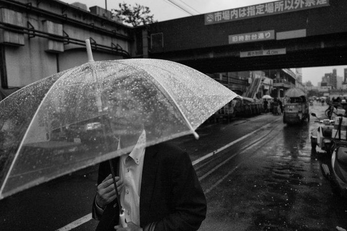 Street Photography a Tokyo con Eolo Perfido
