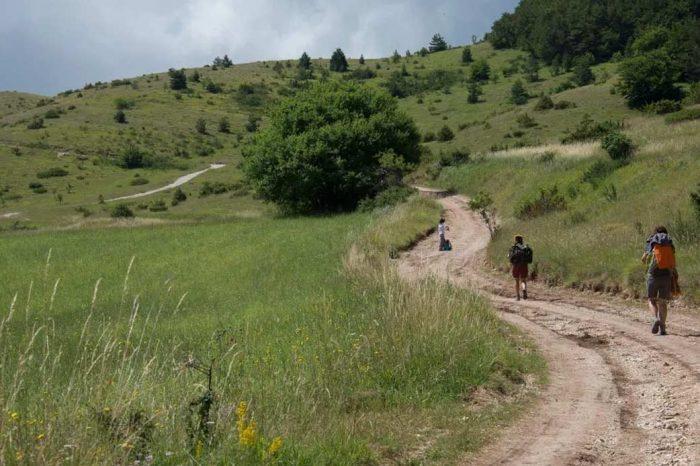 Trekking da Fabriano a Norcia