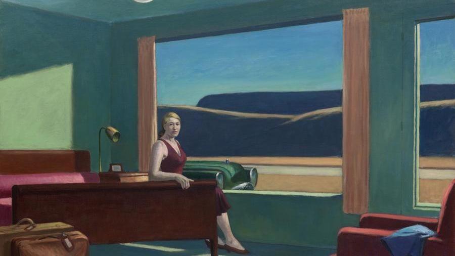 Dormire in un quadro di Edward Hopper?Si può.
