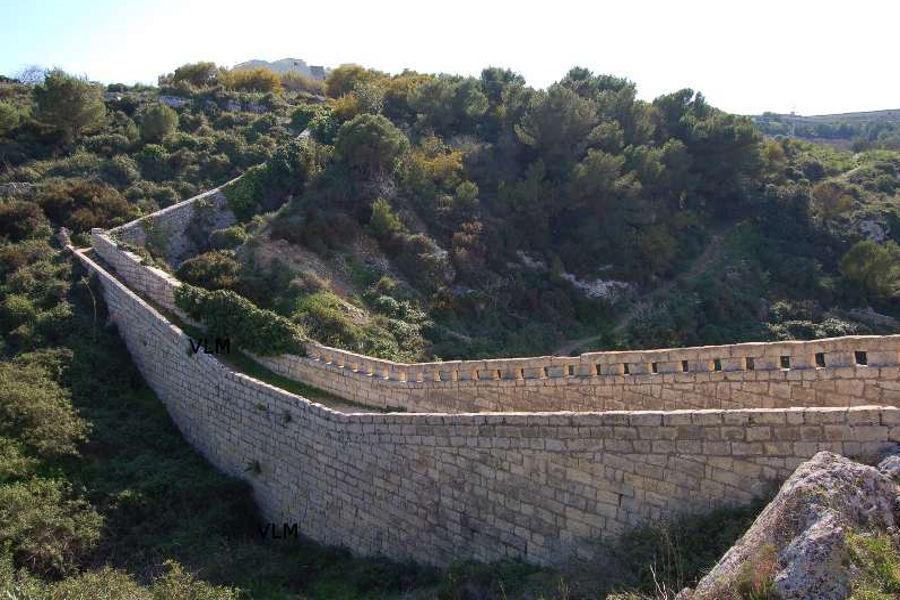 La Grande Muraglia..Maltese