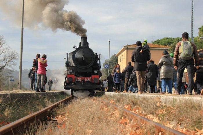 08 DIC – Il Treno Storico di Natale da Ceva ad Ormea