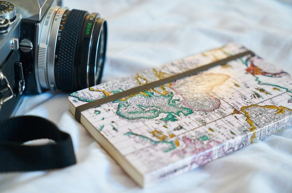 20 libri di Viaggio da regalare a Natale