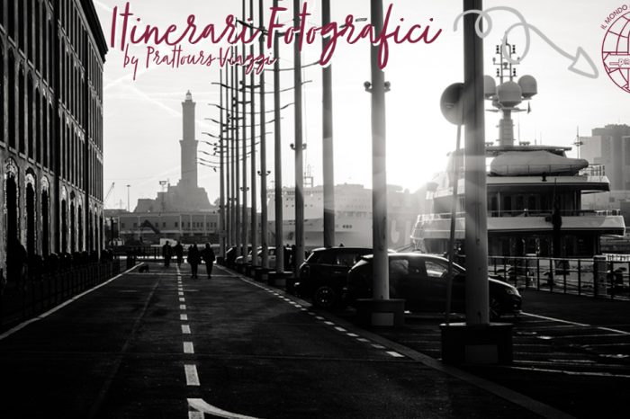 Itinerari Fotografici : Genova da scoprire / 22-23 maggio