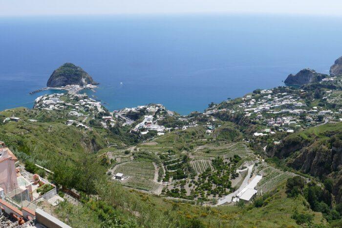 Viaggio trekking: alla scoperta di Ischia / 08-09