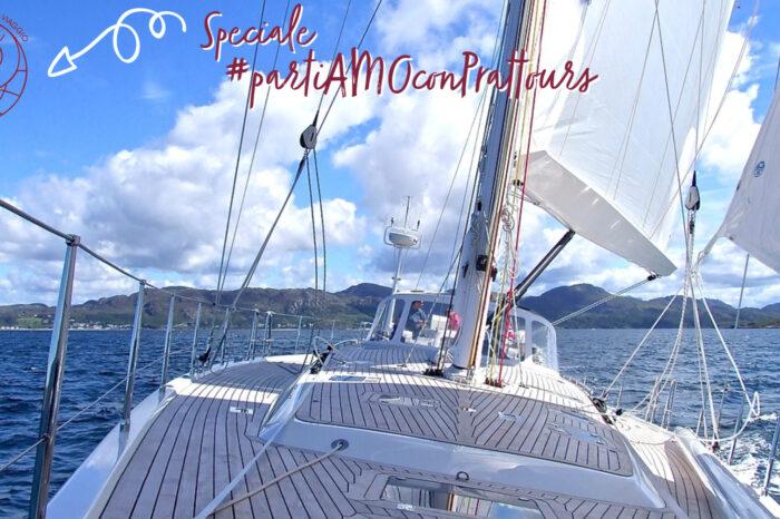 Weekend in Barca a vela / 26-27 giugno