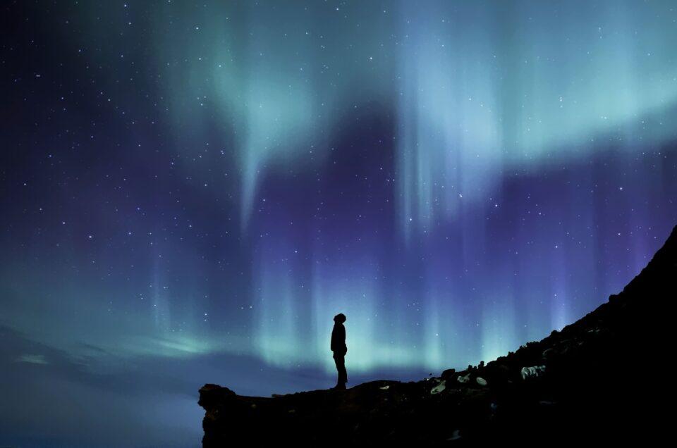 Realtà e fantasia sull'aurora boreale