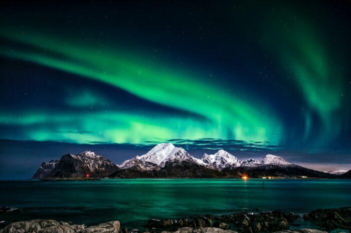 PRIMO NOVEMBRE & Aurora Boreale