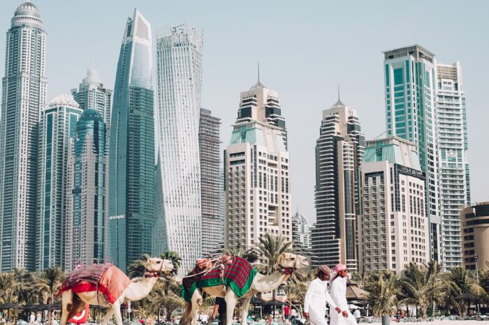 PETRA E DUBAI